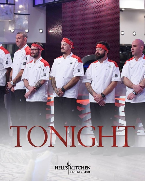 Hell S Kitchen Recap 11 2 18 Season 18 Episode 5 Fish Out