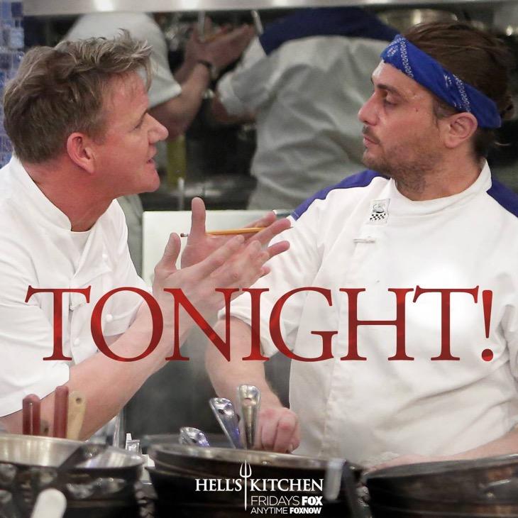 "Hell's Kitchen Recap 11/4/16: Season 16 Episode 6 ""Let the Catfights Begin"""