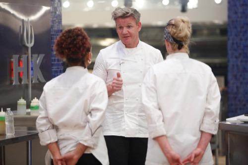 Hell\'s Kitchen Finale Recap - Ariel Wins: Season 15 Episode 16 ...