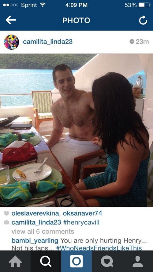 Henry Cavill Breaks Up With Marisa Gonzalo: Dumped Hunting Girlfriend Weeks Ago (NEW PHOTOS)