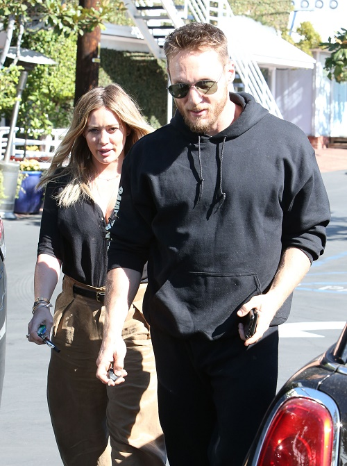 Hilary Duff And Jason Walsh Break-Up: Hilary Dumps Trainer-Turned-Boyfriend