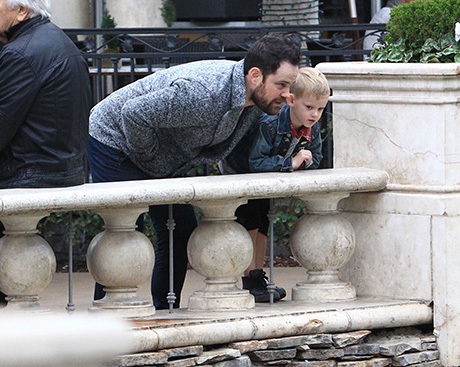 Hilary Duff And Mike Comrie Reunited: Couple Spotted With Son Luca During Family Outing, Attempt To Rekindle Relationship?