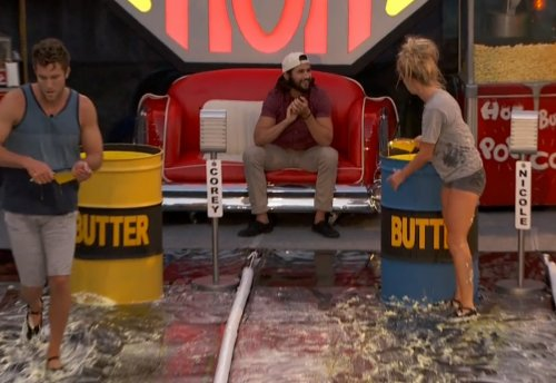 Who Won 'Big Brother 18' Week 12 HoH Spoilers: Corey Wins BB18 Slip and Slide Head of Household Comp