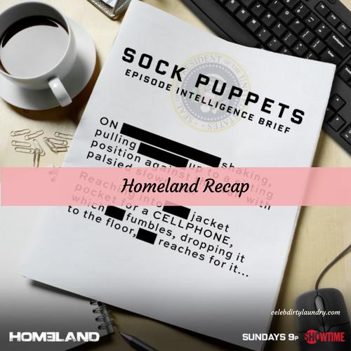 "Homeland Recap 3/19/17: Season 6 Episode 9 ""Sock Puppets"""