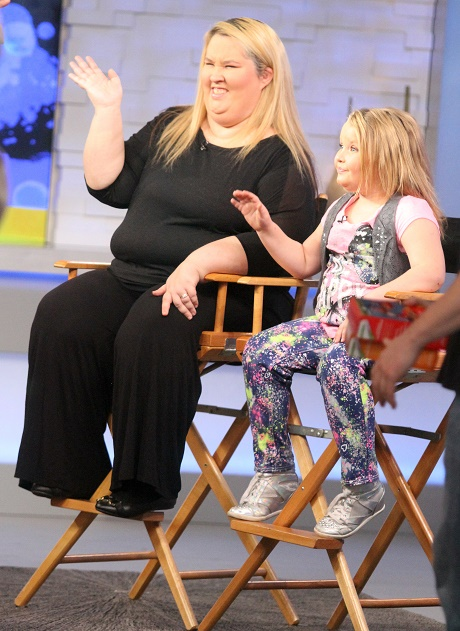 'Here Comes Honey Boo Boo' Star Anna Cardwell Gunning For Mama June's Money After Child Molestation Scandal - Her Money Too!
