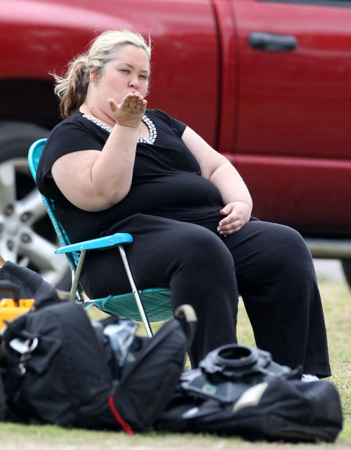Mama June Shannon Playboy Offer To Pose Nude: Is The World Ready?