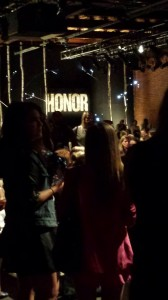 HONOR Spring 2014 Show