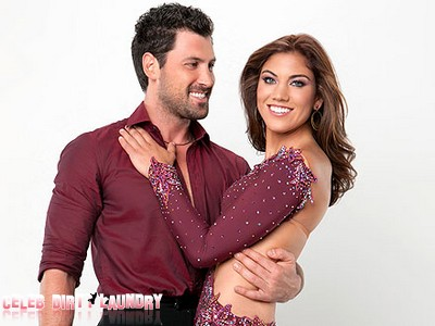 Have Maks & Hope Solo's Clashes With DWTS Judges Cost Them Their Place in The Finals?