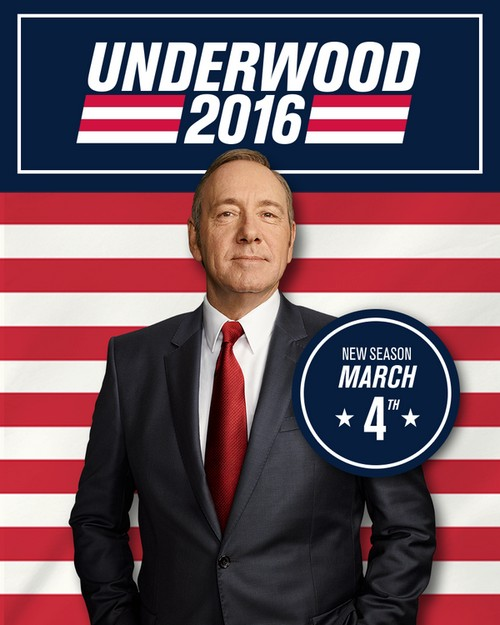House of Cards Spoilers: Season 4 Premiere Air Date March 4 - Preview Video - Frank and Underwood and Claire Return