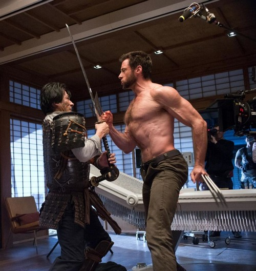 Did Hugh Jackman Take Steroids To Bulk Up For The Wolverine? (Video - Photos)