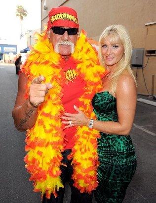 Hulk Hogan's Wedding Brawl - Police Administer Celebrity Justice