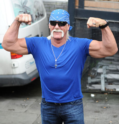 Hulk Hogan Fires at Police: Demands They Find the Person Who Leaked his Sex Tape!