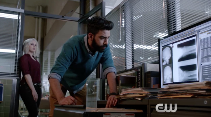 "iZombie Recap 2/2/16: Season 2 Episode 11 ""Fifty Shades of Grey Matter"""