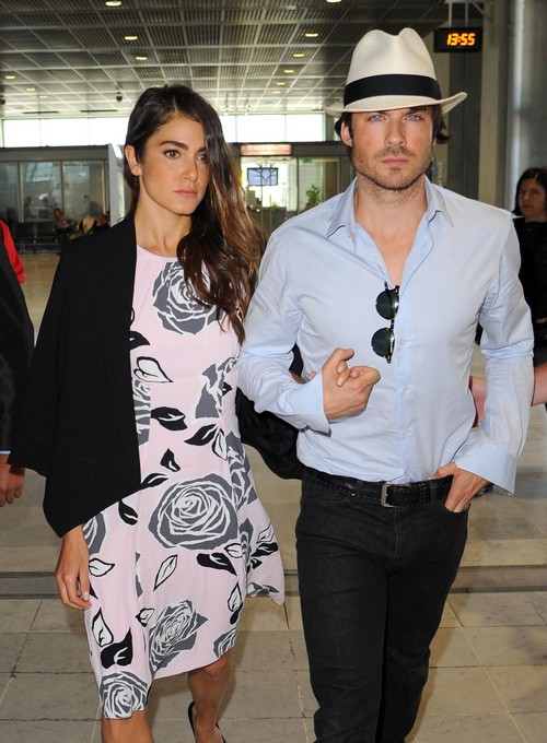 Ian Somerhalder and Nikki Reed Marriage Trouble: Ian Wants Kids but Nikki Wants a Career?