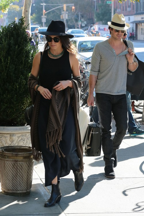 Ian Somerhalder and Nikki Reed Fight Divorce and Baby Battles Reports With Animal Rights Campaign?