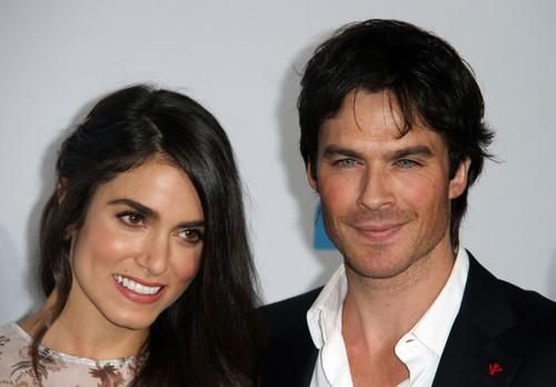 Ian Somerhalder Obsesses Over Nina Dobrev's The Vampire Diaries Season 8 Return: Nikki Reed Miserable?