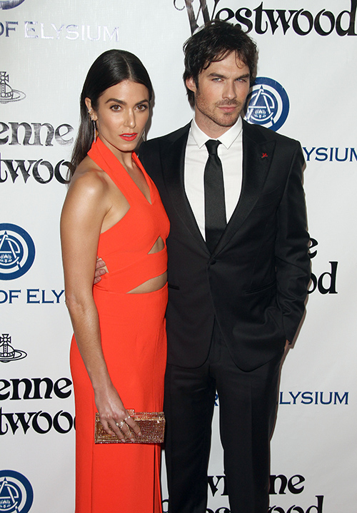 Ian Somerhalder Can't Forget Nina Dobrev: Refuses To Start Family With Nikki Reed?