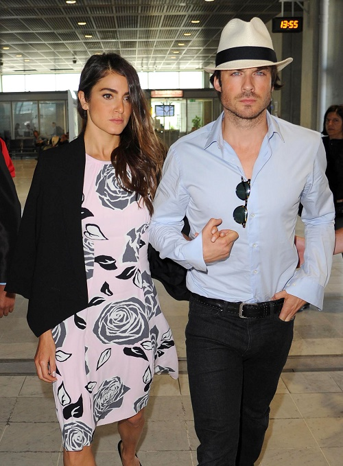 Nina dobrev dating ian somerhalder still