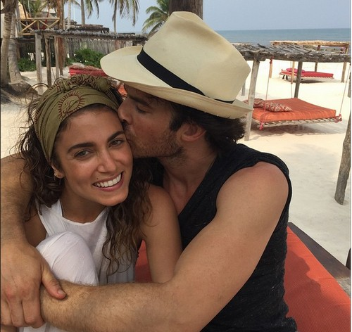 Nikki Reed and Ian Somerhalder Spite Nina Dobrev by Leaking Information On 'Steamy' Honeymoon?