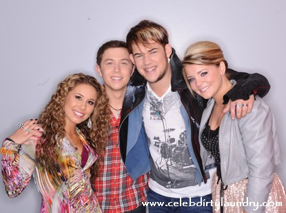American Idol 2011 The Final Four Recap 5/11/11