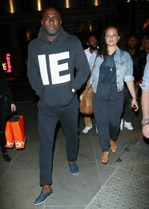 Idris Elba Splits With Girlfriend Naiyana Garth: Back On The Dating Market?