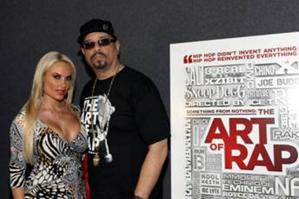 Celebs Turn out for the NYC Premiere of Ice-T's New Film 'Something from Nothing: The Art of Rap' (Photos)