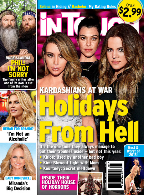 Kim Kardashian being Blamed by Kris Jenner for the Impending Demise of the Kardashian Empire (PHOTO)