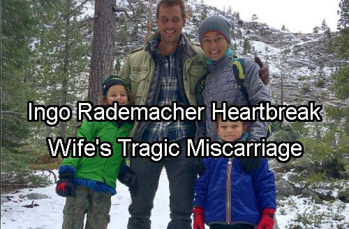 'General Hospital' Spoilers: Ingo Rademacher and Wife Suffer Tragic Miscarriage