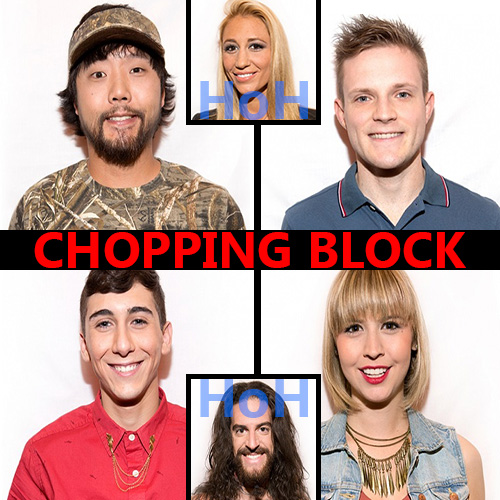 Big Brother 17 Spoilers: Week 3 Eviction Nominations – Who Did HOHs Austin & Vanessa Place On The BB17 Chopping Block?