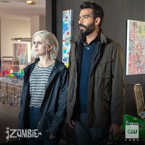 "iZombie Recap 5/30/19: Season 5 Episode 5 ""Death Moves Pretty Fast"""