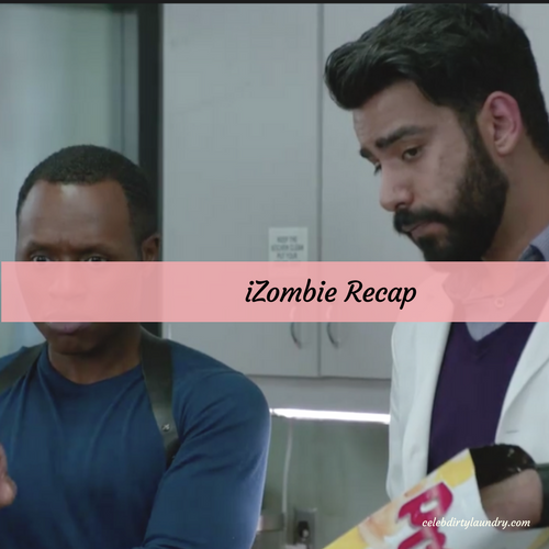 "iZombie Recap 4/11/16: Season 3 Episode 2 ""Zombie Knows Best"""