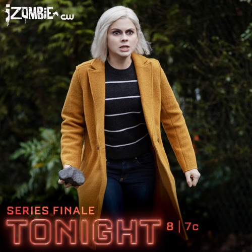 "iZombie Series Finale Recap 08/01/19: Season 5 Episode 13 ""All's Well That Ends Well"""