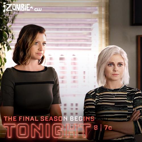"iZombie Premiere Recap 5/02/19: Season 5 Episode 1 ""Thug Death"""
