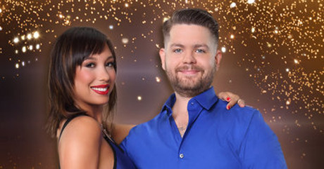 Jack Osbourne And Leah Remini Feuding On The Set Of Dancing With The Stars