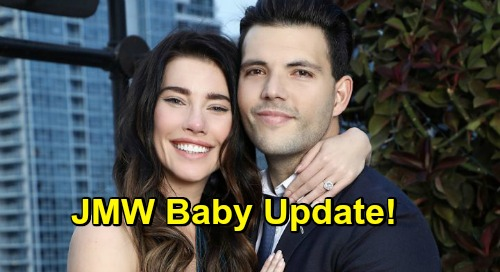The Bold and the Beautiful Spoilers: Jacqueline MacInnes Wood Labor Update – Latest Baby Birth News and Steffy Info