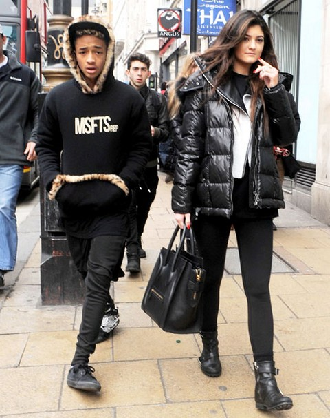 Kylie Jenner Leaves Jaden Smith Behind For Lil Twist