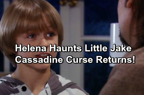 General Hospital Spoilers: Little Jake Haunted by Helena - Franco and Jason Battle Over Liz's Son - Nathan Varni Interview