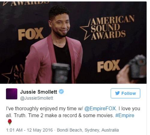 Jussie Smollett Leaves Empire: Jamal Lyon Dead, Killed Off by Freda Gatz – Actor Tweets Goodbye