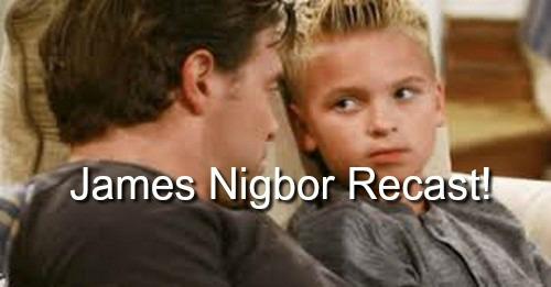 General Hospital (GH) Spoilers: Jake Spencer Recast - James Nigbor's Mom Tweets News – SORAS Coming Like Josslyn