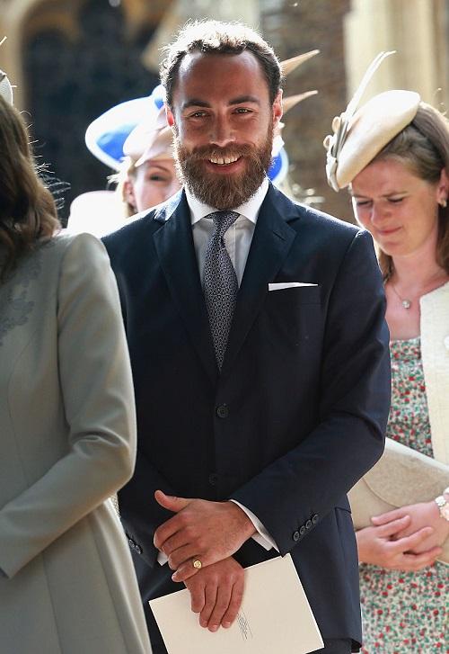 Kate Middleton Horrified: James Middleton Using Pippa Middleton's Husband James Matthews to Save Marshmallow Business?