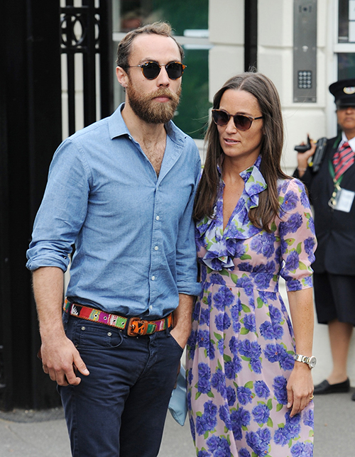 Kate Middleton Upset As James Middleton Distracts Attention From Pippa Middleton Wedding, Reunites With Donna Air