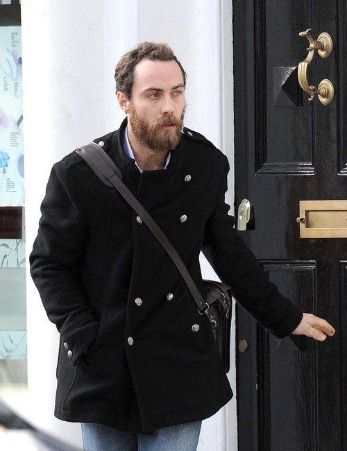 """James Middleton Tempted To Leak Kate Middleton's Baby Girl News - """"Fun"""" Uncle To Prince George?"""