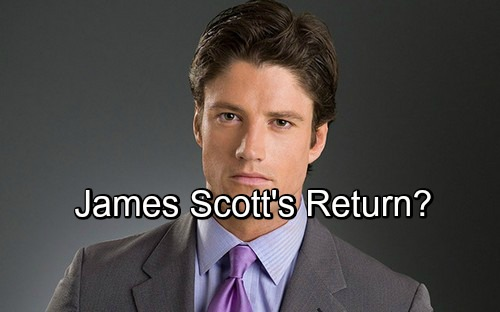 Days of Our Lives Spoilers: James Scott's Return as EJ – Fans Want It, Can DOOL Make It Happen?