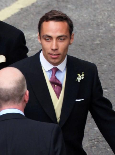 Kate Middleton's Brother James' Reality TV Show Debut Causes Royal Family Panic
