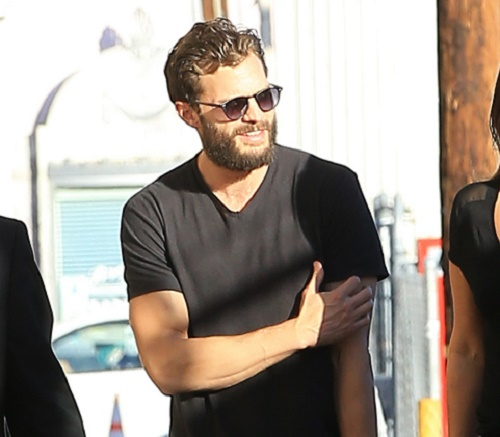 Jamie Dornan Unrecognizable With New Anti-Christian Grey Look: Trying to Shed 'Fifty Shades' Taint?
