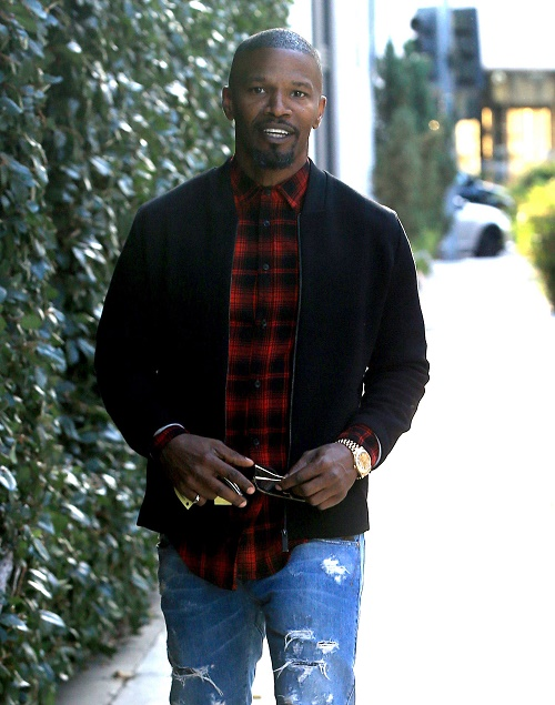 Katie Holmes and Jamie Foxx Spotted On Dinner Date: Gives Jamie Now Or Never Marriage Ultimatum?