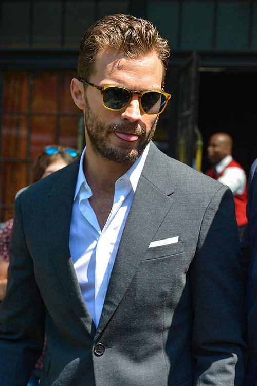 Jamie Dornan Desperate For New Robin Hood Role, Ready To Shed 'Fifty Shades Of Grey' Image - Christian Grey Fans Revolt?
