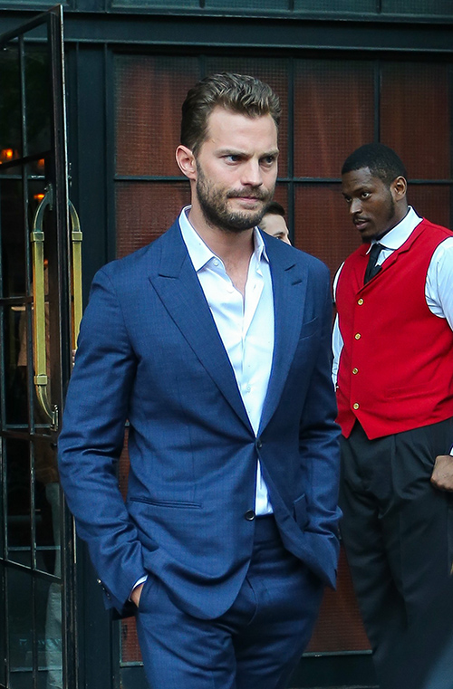 Jamie Dornan Refuses To Get Naked For 'Fifty Shades Darker' - Film To Bomb At The Box Office?