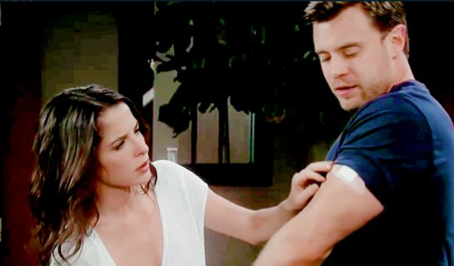 General Hospital Spoilers: Carly Confronts Sam Over Sonny Threats – Old War Wounds Erupt