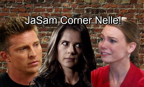 General Hospital Spoilers: Sam and Jason Team Up for Nelle's Takedown – Walls Close in on Carly's Tormentor